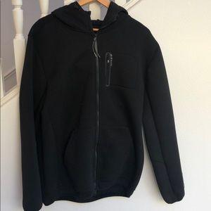 Ripcurl anti series zip up hoodie